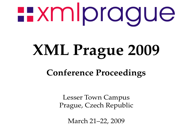 thumbnail for XMLPrague 2009 gallery