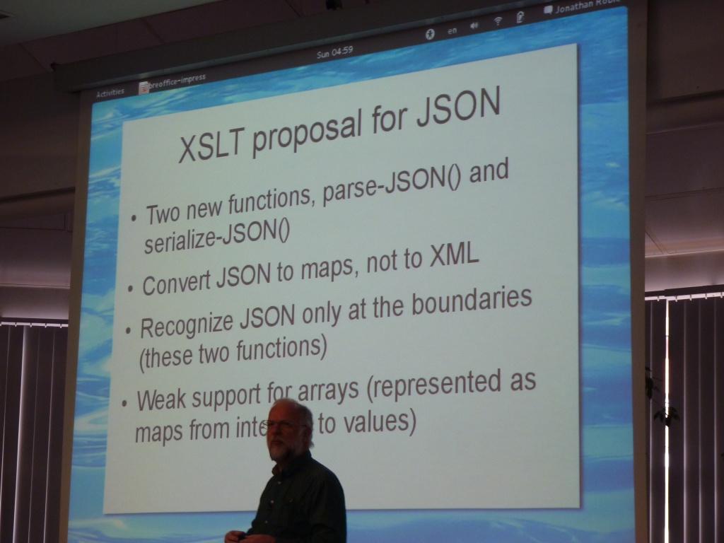 convert json to maps not xml